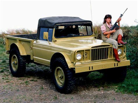 older jeep vehicles 1967 kaiser jeep m715 military truck 4x4 classic pickup f