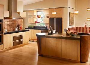 tips to match wood tones with wall colors in home interior With what kind of paint to use on kitchen cabinets for metal wall art kitchen