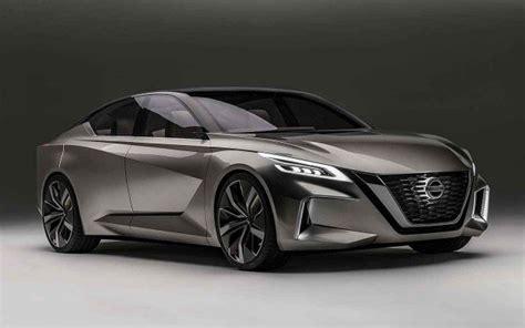 black maserati sports car 2019 nissan altima reveals maxima inspired design 2018