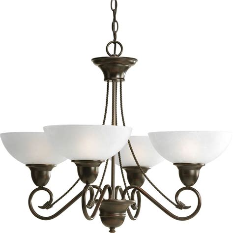 progress lighting chandelier progress lighting pavilion collection 4 light antique