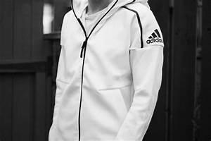 Adidas zne hoodie white