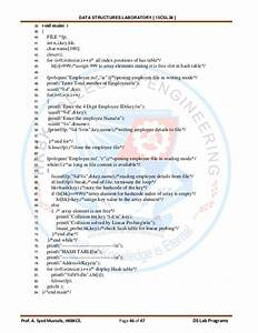 Download Data Structures Vtu Lab Manual Manual Online Data Structures Laboratory Cit Tumkur