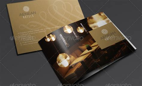 glorious hotel brochure templates  amaze
