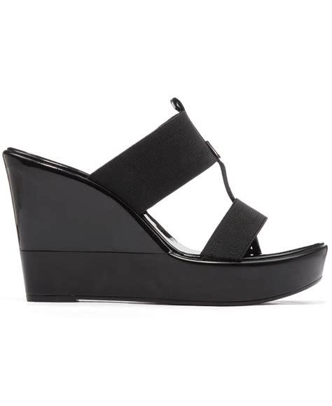 terbaru sandal wedges lovera black s all black wedge sandals 2018 cars models