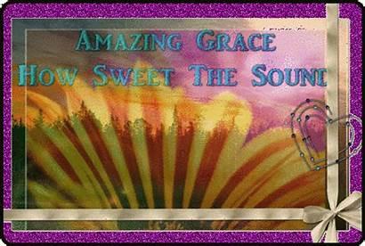 Amazing Grace Christian Posters Bible Sound Treasure
