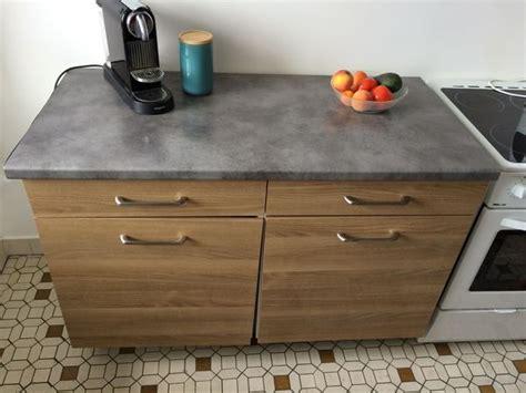 meuble plan travail cuisine cuisine et plan de travail scandinave cuisine by denis
