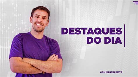 BOLSA DE VALORES | DESTAQUES DO DIA - VIVA3, LEVE3, AZUL4 ...