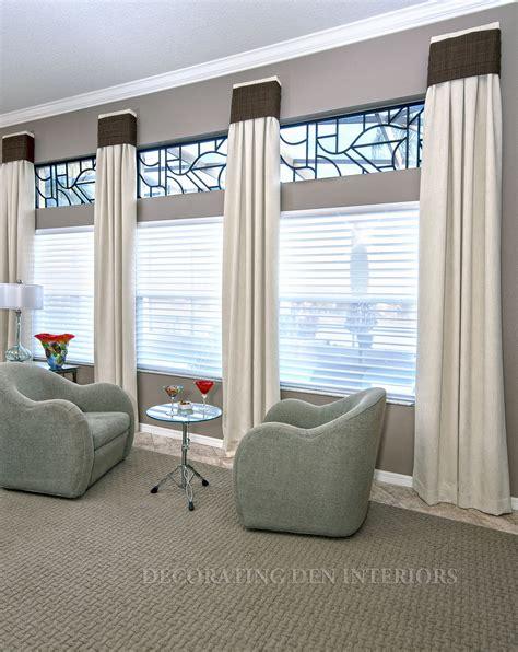 window treatments custom window treatments designer curtains shades and