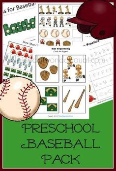 sports theme weekly home preschool images