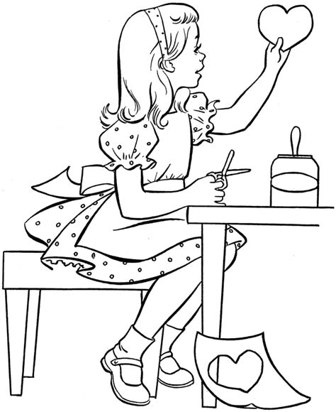cut  coloring pages az coloring pages