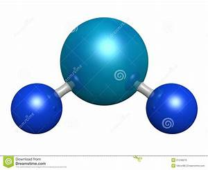 Water Molecule Stock Illustration  Image Of Nature  Water