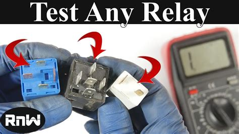 test      pin relay