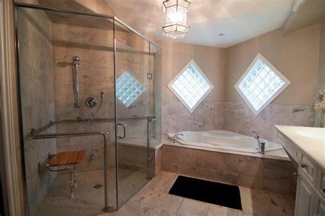 barrier free bathroom design