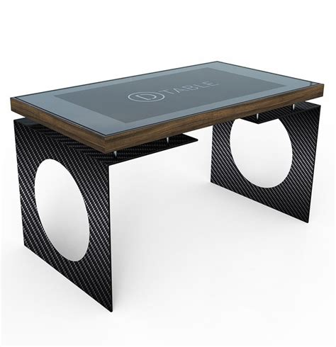 Tavolo Multitouch by D Tavolo Multitouch Special Edition D Table