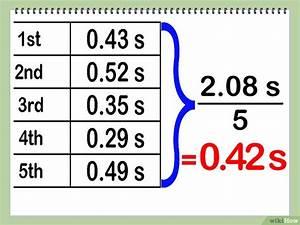 Messunsicherheit Berechnen : messunsicherheit berechnen wikihow ~ Themetempest.com Abrechnung