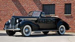 1940 Packard 120 Convertible | S37 | Monterey 2011