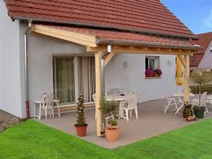 abriboa jardin terrasse vente en ligne d39abris en bois With terrasse couverte en bois