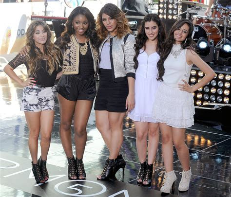 Camila Cabello Opens About Competing With Fifth Harmony