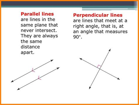 6 Parallel Or Perpendicular Arseloquentiae