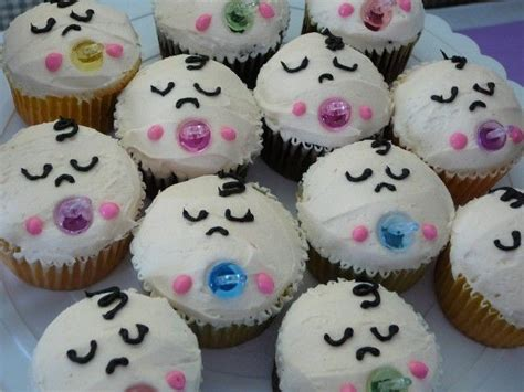 Baby Shower Cupcake Ideas - best 25 pacifier cupcakes ideas on baby