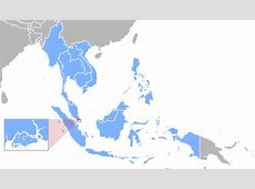 TemplateASEAN Labelled Map blue Wikipedia