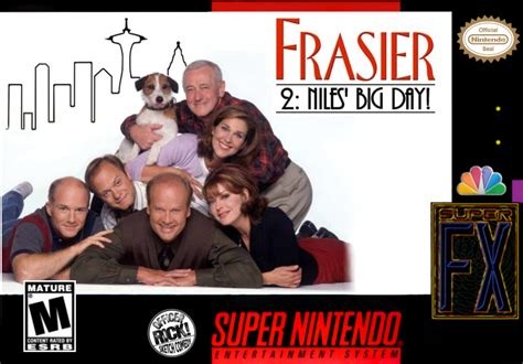 Frasier Memes - frasier meme the snes game on bingememe