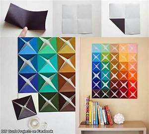 Wall decor kit : Best ideas about paper wall decor on