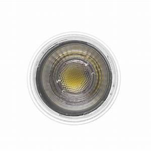 Ampoule Led Dimmable Gu10 : ampoule led gu10 dimmable cob cristal 45 7w ledkia france ~ Edinachiropracticcenter.com Idées de Décoration