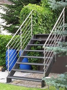 Geländer Treppe Aussen : aussentreppe stairway industrial en 2019 treppe terassen treppe et terrassen treppe ~ A.2002-acura-tl-radio.info Haus und Dekorationen