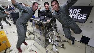 International Space Station Gets The First Zero Gravity 3D ...