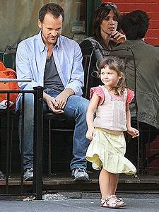 Spotted: Peter Sarsgaard and Ramona Do Lunch – Moms ...