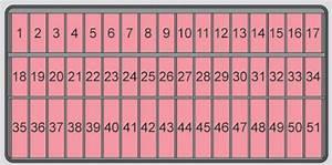 Skoda Citigo  2012  - Fuse Box Diagram