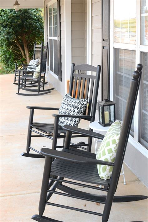 Small Porch Chairs by A Rocking Chair Front Porch