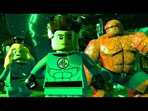 lego marvel super heroes that sinking feeling modok