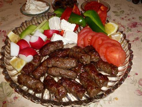 cuisine bosniaque lthforum com azur market cevapcici