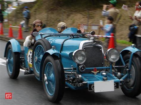 1931年製 Aston Martin International Le Mans