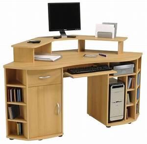 Bureau D Angle But : meubles informatique d angle ~ Teatrodelosmanantiales.com Idées de Décoration