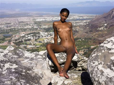 Sexy girls. High on top of a South African - XXX Dessert - Picture 9