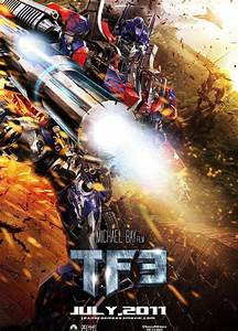 New 'Transformers 3' Movie Poster Featuring Optimus Prime ...
