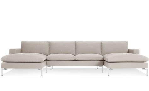 sofa u love sectional new standard u shaped sectional sofa hivemodern com