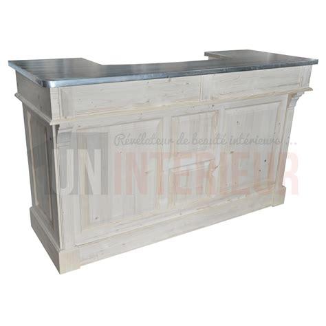 bureau style industriel en m al et bois meuble bar rangement cuisine venteunique meuble de bar