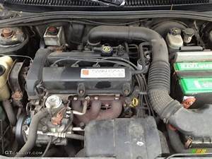 2002 Saturn S Series Sl2 Sedan 1 9 Liter Dohc 16
