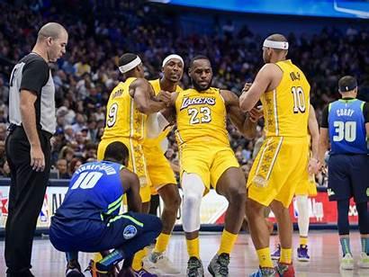 Lakers Team Nba Upcoming Coach Championship Games