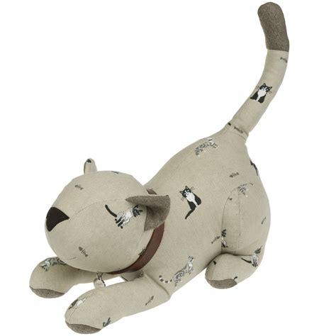 cat door stop allport purrfect doorstop meowco