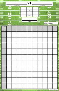 Free Printable Budget Template Office Football Pool Spreadsheet Within Print Office Pool