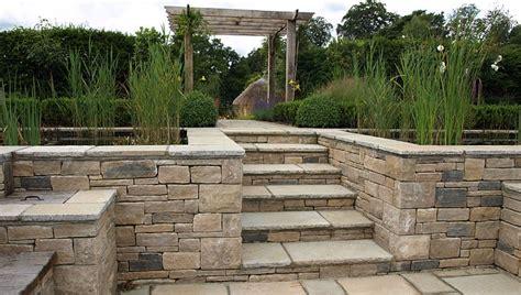 garden step designs formal pond pangbourne berkshire landscape garden designers reading berkshire pete sims