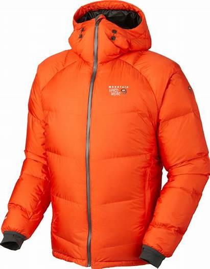 Jacket Orange Transparent Jackets Mountain Hardwear Veste