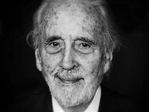Christopher Lee, Actor Who Made Dracula Count Again, Dies ...