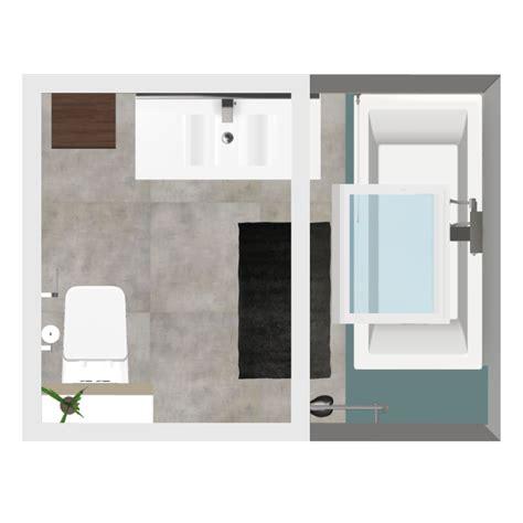 salle de bain bathbox baignoire sous pente 3 4 m2