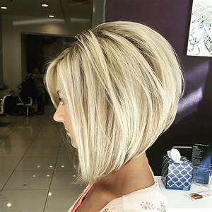11 Best Stacked Bob Hairstyles 2016 – 2017